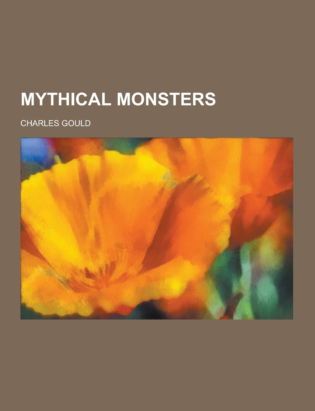 Mythical Monsters Charles Gould product image