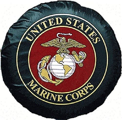 marine corps spare tire cover - 3