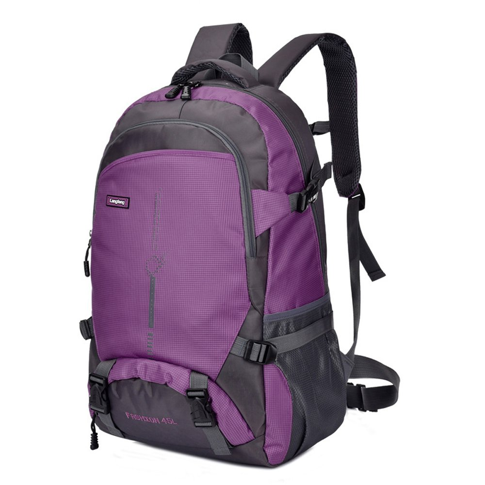 Vinteky® 45L Multifuncional, Gran capacidad Mochila Impermeable al aire libre Mochila Táctica Molle Acampada Camping Senderismo Deporte Backpack de Asalto ...