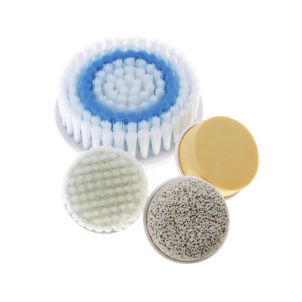 Cepillo de limpieza facial, sistema de limpieza depurativo, minimizador de poros, corrector de puntos negros, desvanecedor de arrugas, combate el acné ...