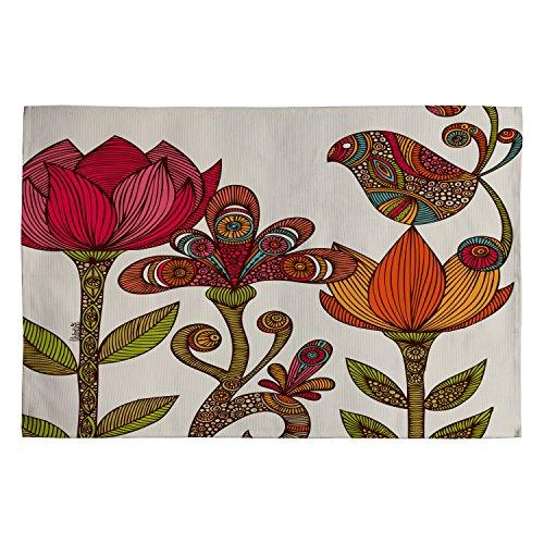 Deny Designs Valentina Ramos In The Garden Woven Rug, 2 x 3