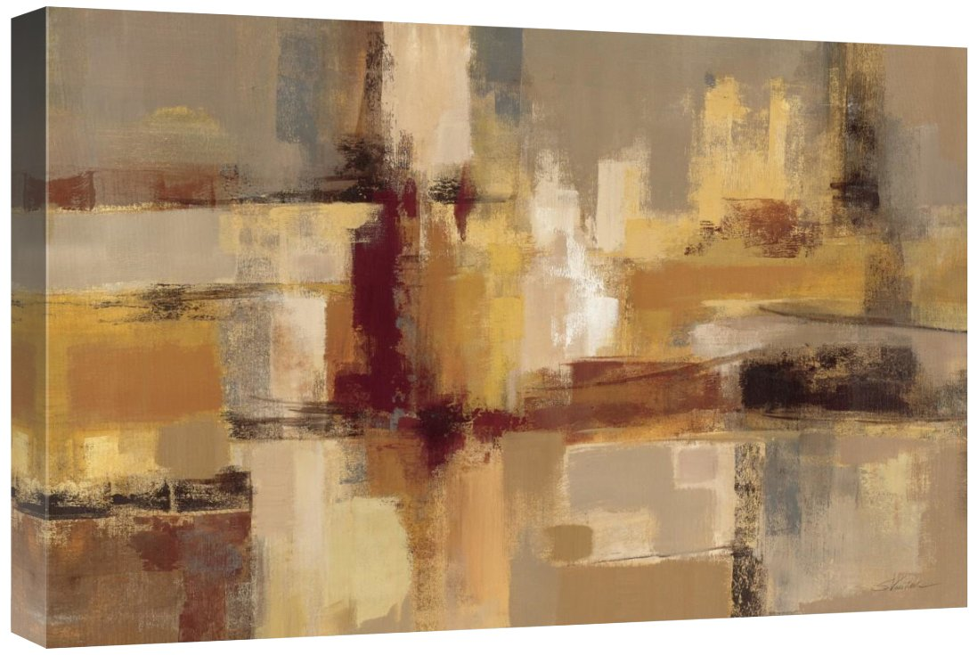 Global Gallery Silvia Vassileva Giclee Stretched Canvas Artwork 24 x 16