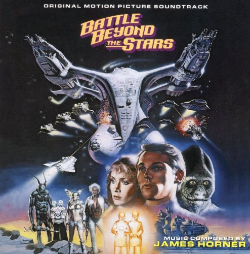 Battle Beyond The Stars OST Soundtrack Limited Edition by James Horner