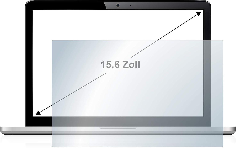 brotect Protection Ecran Verre Compatible avec Ordinateurs Portables 15.6 Pouces Film Protecteur Vitre 9H Anti-Rayures 345 mm x 194 mm, 16:9