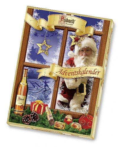Asbach-Pralinen Adventskalender Wohlfühlwelt, 1er Pack (1 x 260 g)