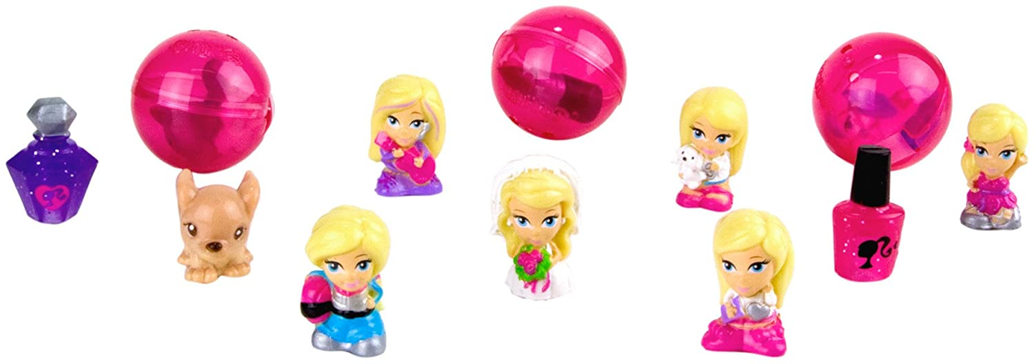 Disney-Princess-Squinkies-Set-Cinderella-Bubble-Pack-Boys-Barbie-Fuzzies thumbnail 47