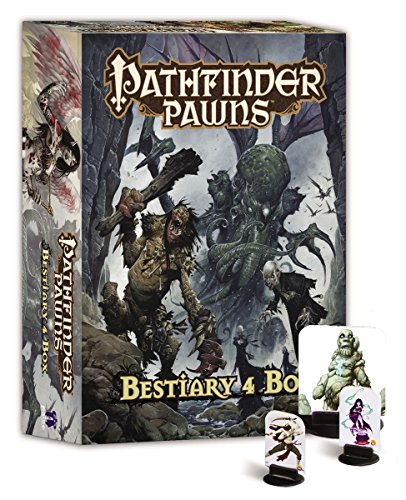 Which are the best pathfinder pawns monster box available in 2019?