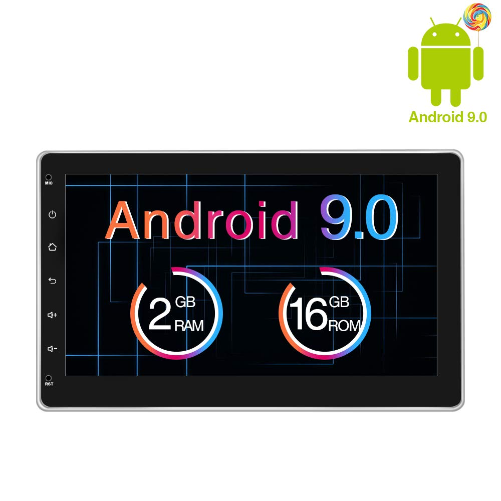 Support ODB2 Rear Camera 4G Dash Cam MCWAUTO 2 DIN 1 DIN Universal Car Stereo Radio 10.1 Android 9.0 with GPS WiFi