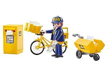 Playmobil 9806 Brie fträgerin (Pantalla del Paquete): Amazon.es: Juguetes y juegos