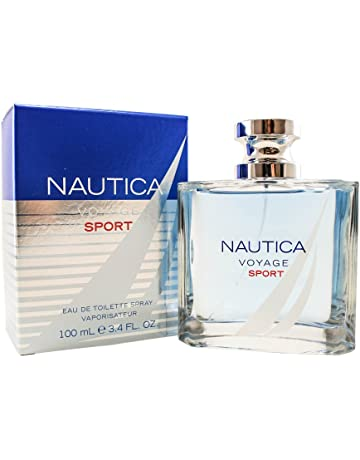 huge discount b029c 10a79 Nautica Nautica Voyage Sport Eau De Toilette Spray 3.4 Oz  100 Ml for Men By