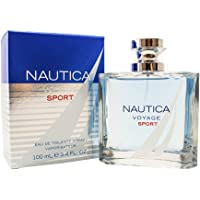 NAUTICA Voyage Sport Spray, 3.4 Fluid Ounce