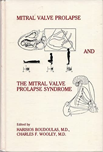 Mitral Valve Prolapse and the Mitral Valve Prolapse Syndrome