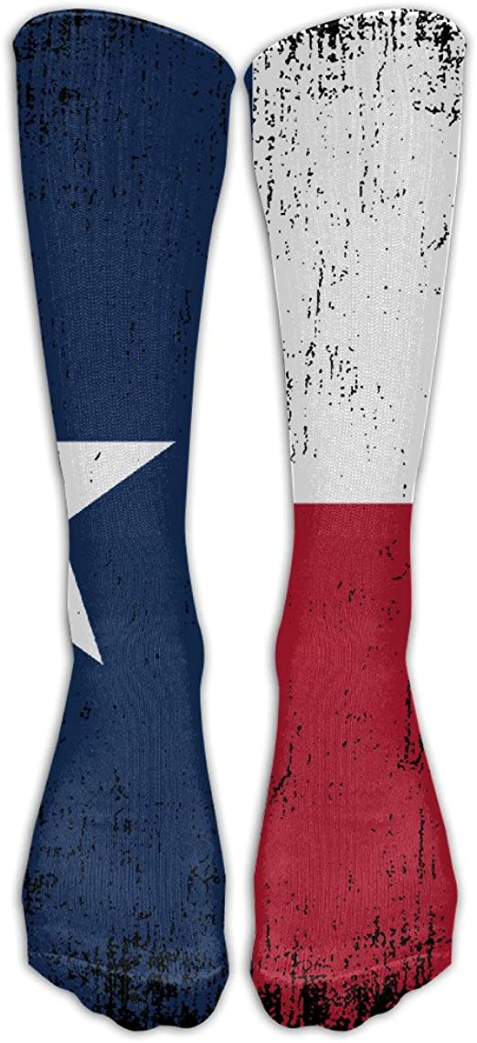 Galaxy Trumpet Art Unisex Novelty Premium Calf High Athletic Socks Fashional Tube Stockings Size 6-10