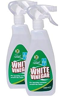 QUALIPRO Vinagre Blanco de 14º, para Limpiar, desengrasar y ...