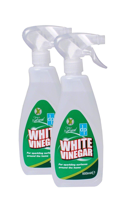Funda de 6 x Paquete Limpio y Natural Blanco Vinagre Limpiador ...