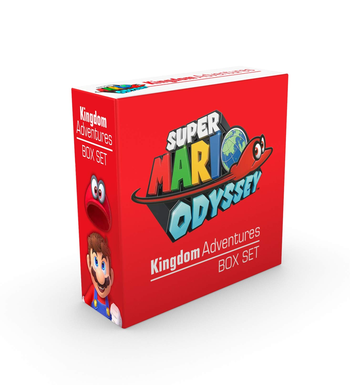 Super Mario Odyssey Kingdom Adventure [Idioma Inglés]: Amazon.es ...