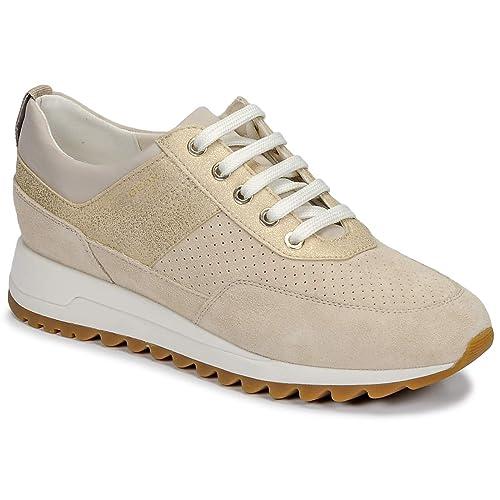 Geox D Tabelya B Sneakers Basses Femme