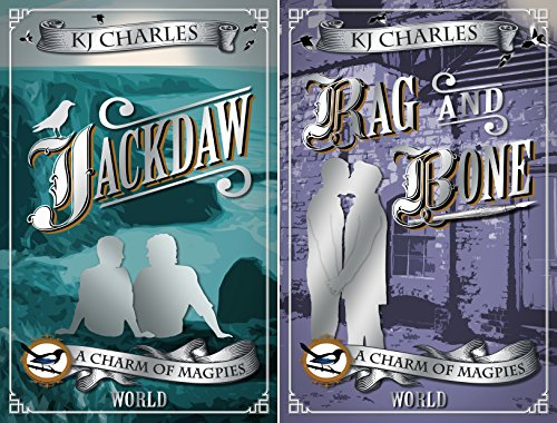 A Charm of Magpies World (2 Book Series)