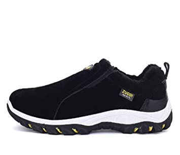 Men's Running Shoes Thickening Hiking Shoes Bike Mountaineer