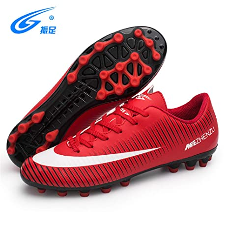 9ccc42133afc7 Amazon.com: FCSHOES Men's Soccer Shoes Kids Sport Shoes Futbol Sport  Footwear Football Boots Waterproof Futbol Cleats Boot Outdoor Indoor  Training Shoes: ...