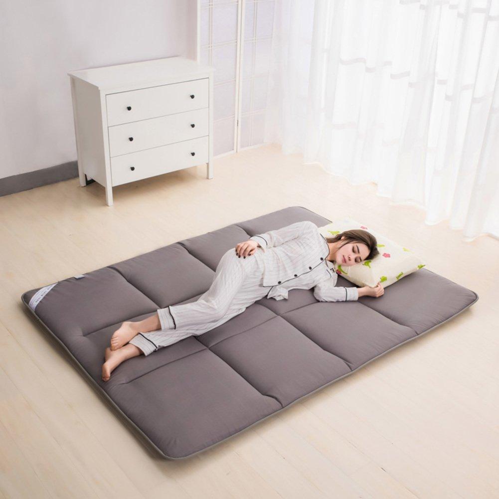 matelas matelas double un dortoir étudiant  pliable  tatami mat-A 180x200cm(71x79inch)