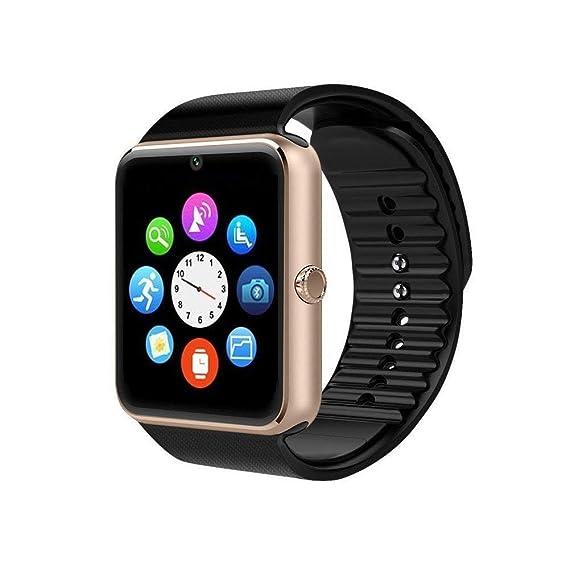 Smartwatch GT08 - Reloj Inteligente con Bluetooth, Pantalla táctil ...