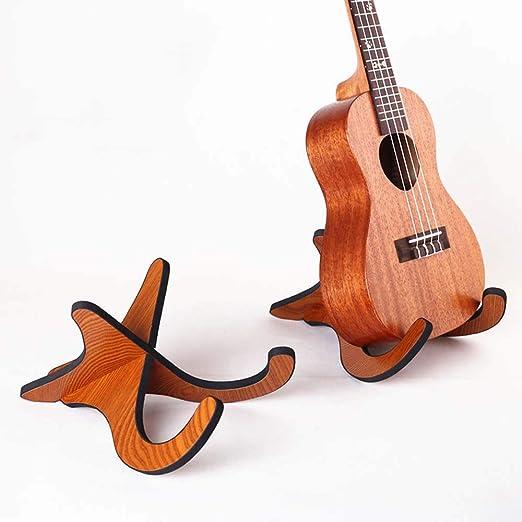 Chengzuoqing-Home Soporte de Guitarra Exhibición portátil Soporte ...