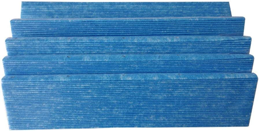 XuBa - Juego de 5 filtros purificadores de Aire para Filtro de ...