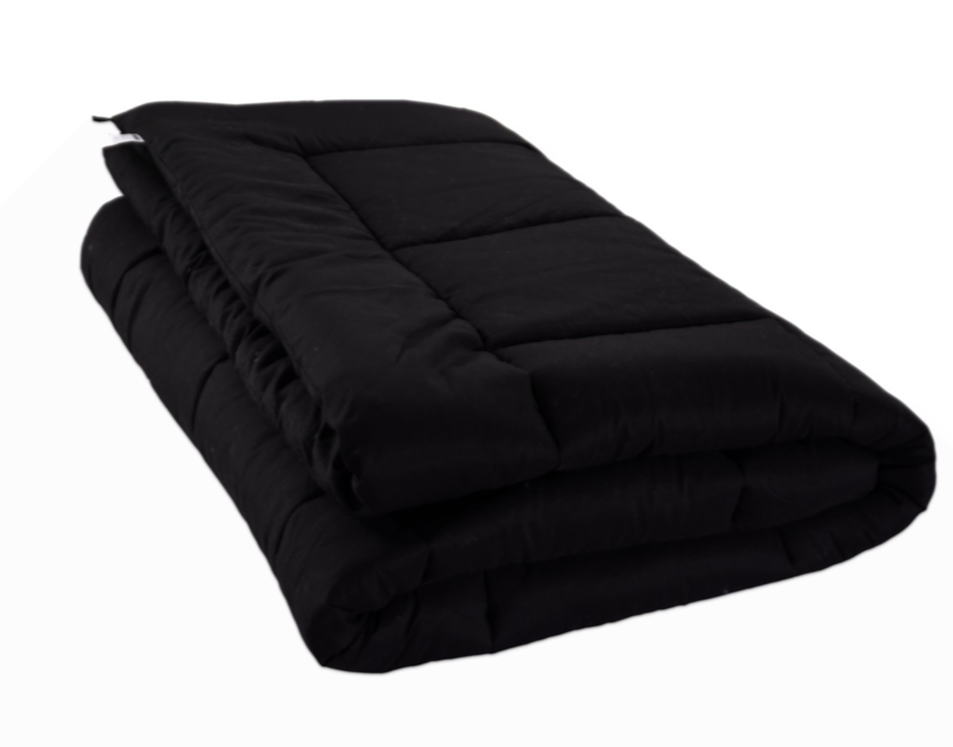 Ghooss All Season Black Bedding Down Alternative Comforter -Hotel Quality Luxury Quilt with Corner Tabs-Hypoallergenic-Super Microfiber Fill -Machine Washable-Queen by Ghooss (Image #5)