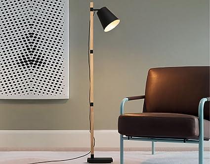 Lsff camera da letto lampada da terra lampada da terra in stile