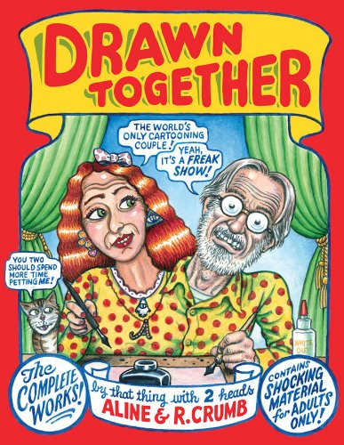 Drawn Together: The Collected Works of R. and A. Crumb, used for sale  Delivered anywhere in USA