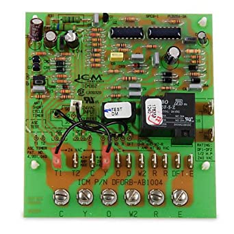 Upgraded Replacement for Nordyne Heat Pump Defrost Control Circuit on