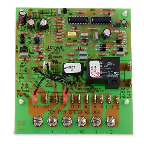 Upgraded Replacement for Nordyne Heat Pump Defrost Control Circuit Board 917178