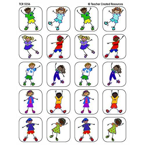 TEACHER CREATED RESOURCES FANTASTIC KIDS STICKERS (Set of (Fantastic Kids Stickers)