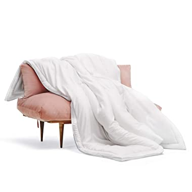 Buffy Comforter - Full/Queen - Softer Than A Cloud - Eucalyptus Fabric - Hypoallergenic - Down Alternative