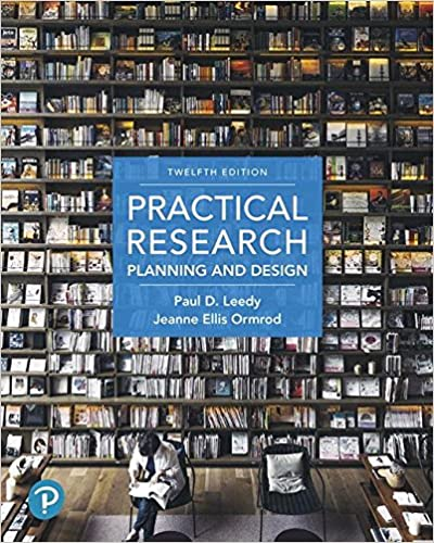 Practical research planning and design 12th edition paul d practical research planning and design 12th edition 12th edition fandeluxe Gallery