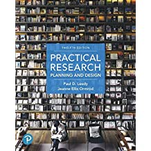 Practical Research: Planning and Design (12th Edition)