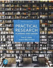 Practical Research: Planning and Design plus MyLab Education with Pearson eText -- Access Card Package