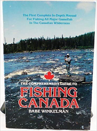 Comprehensive Guide to Fishing Canada: Babe Winkelman: 9780915405008