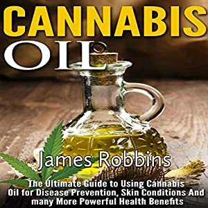 Cannabis Oil Audiobook