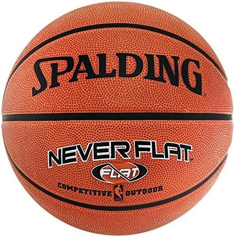 Spalding NBA Neverflat Outdoor Sz.7 (63-803Z) Balón de Baloncesto ...
