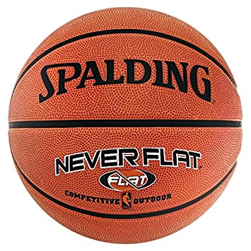 Spalding Nba Neverflat Ball Basketball 985bf69c1e39