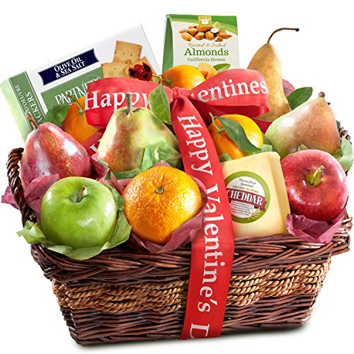 The-Charmer-Happy-Valentines-Day-Fruit-Basket-with-Cheese-and-Nuts