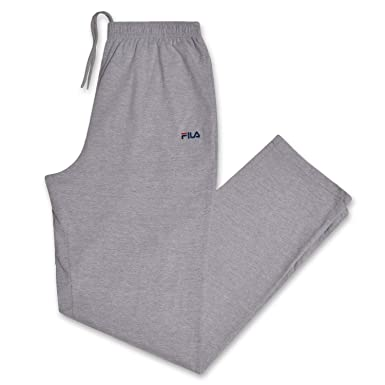 Fila - Pantalones de chándal para Hombre con Parte Inferior ...