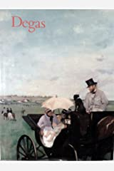 Degas: [an exhibition held at the] Galeries nationales du Grand Palais, Paris, 9 February-16 May 1988, National Gallery of Canada, Ottawa, 16 June-28 ... 27 September 1988-8 January 1989 (1988-05-03) Hardcover