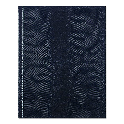 Blueline Executive Notebook, College/Margin Rule, 9.25 x 7.25 inches, White, 150 Sheets (A7BLU)