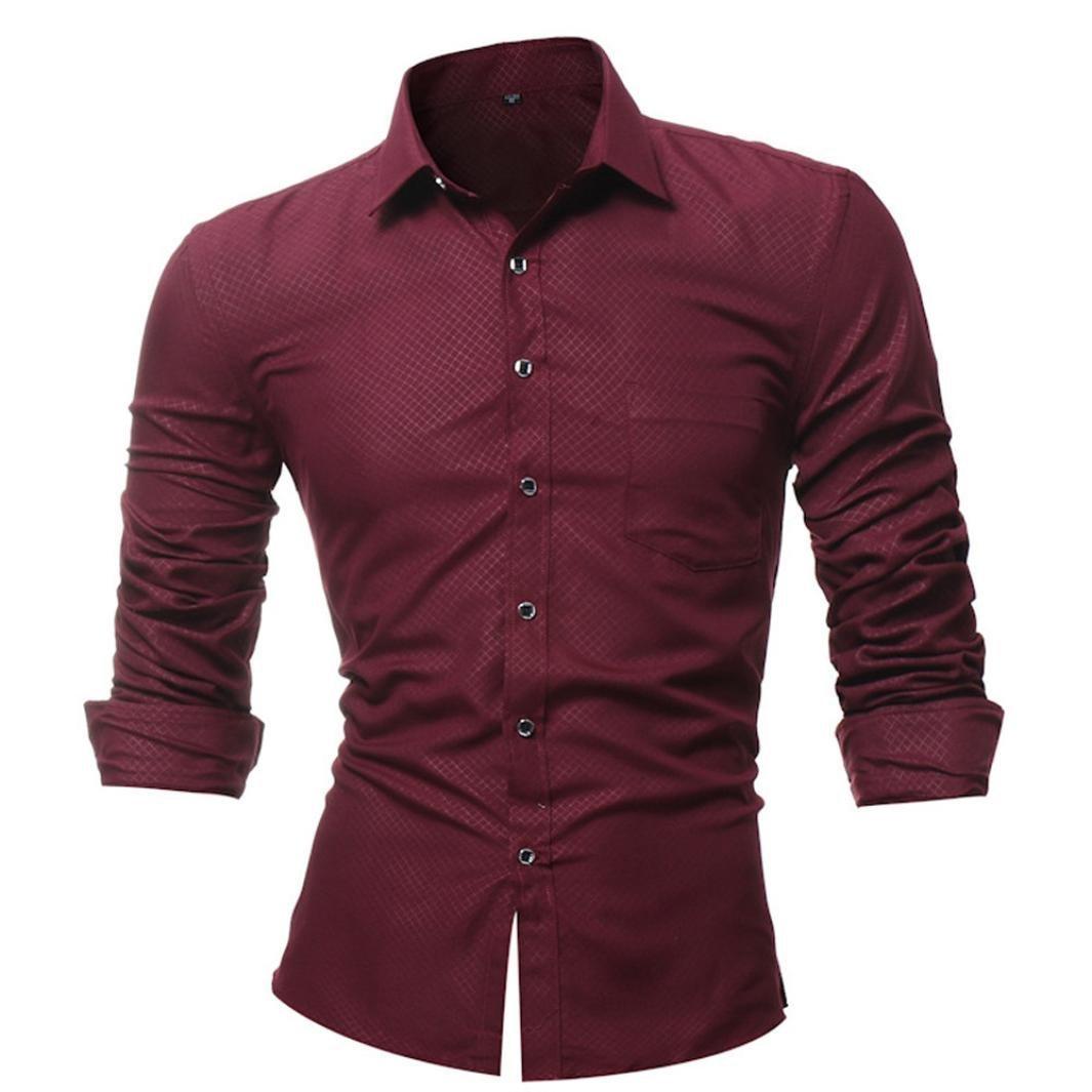 Resplend Personalidad Enrejado Casual Manga Larga Camisa Estampada Top Blusa: Amazon.es: Ropa y accesorios