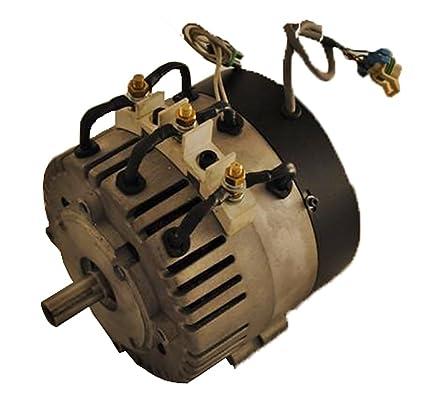 Motenergy ME1012 Brushless DC Permanent Magnet Motor - - Amazon com