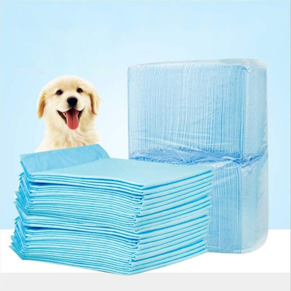 33x45 100slice BeTTi Pet Dog Diaper pram mat pet Carpet Puppy Diaper Deodorant Rabbit Paper Absorbent pad (Size   33x45 100slice)
