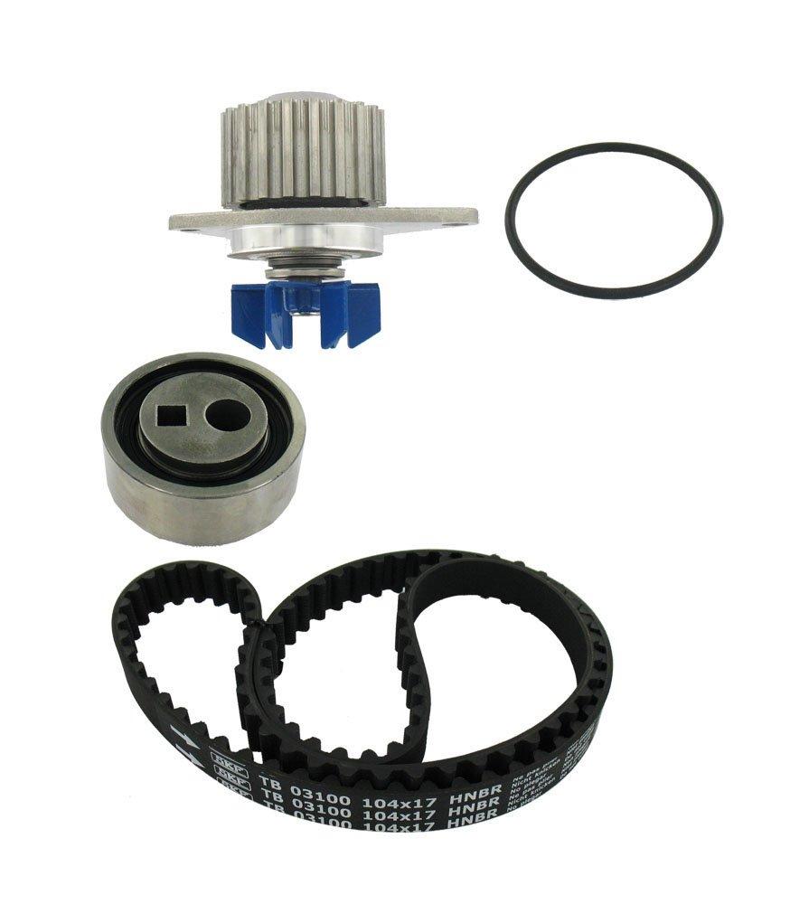 SKF VKMC 03100 Kit de distribution avec pompe à eau VKMC03100